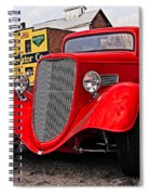 1933 Ford Coupe Spiral Notebook