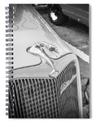 1934 Ford Hot Rod Spiral Notebook