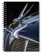 1935 Hudson Spiral Notebook