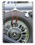 1938 Bentley Spiral Notebook