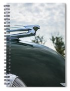 1938 Cadillac Spiral Notebook