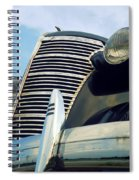 1938 Chevrolet Sedan Spiral Notebook