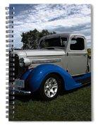 1938 Fargo Spiral Notebook