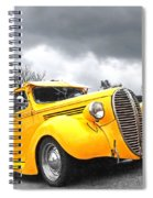 1938 Ford Pickup Spiral Notebook