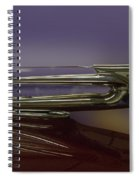 1939 Cadillac Hood Ornament Spiral Notebook