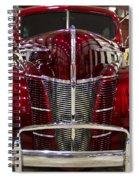 1940 Ford Class W Mild Street Rod Spiral Notebook