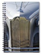 1940 Packard One-sixty Spiral Notebook