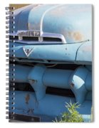1940's Ford Truck Spiral Notebook