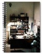 1940s Office Spiral Notebook