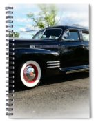 1941 Cadillac Coupe Spiral Notebook