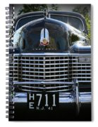 1941 Cadillac Front End Spiral Notebook