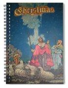 My Christmas Spiral Notebook