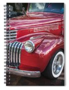 1946 Chevrolet Sedan Panel Delivery Truck  Spiral Notebook