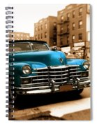 1947 Cadillac Convertible Spiral Notebook