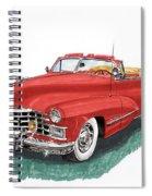 Cadillac Series 62 Convertible Spiral Notebook