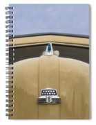 1947 Ford Super Deluxe Wagon Spiral Notebook