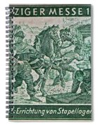 1948 Allied Occupation German Stamp Spiral Notebook