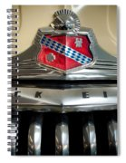 1948 Buick Roadmaster Spiral Notebook