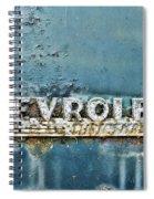 1948 Chevrolet Thrift Master Spiral Notebook