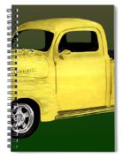 1948 Custom Ford Pick Up Spiral Notebook
