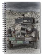 Desert Traveler Spiral Notebook