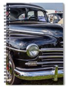 1948 Plymouth Special Deluxe Coupe  Spiral Notebook