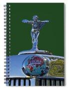 1948 Triumph  Spiral Notebook