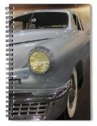 1948 Tucker Spiral Notebook