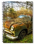 1949 Ford Spiral Notebook