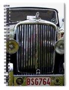 1949 Jaguar  Spiral Notebook
