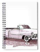 1953 Cadillac El Dorado Spiral Notebook