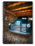 1950 Chevy Truck Spiral Notebook