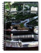 1950 Crysler Mercury Spiral Notebook