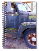 1950s International Truck Spiral Notebook