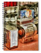 1950's - The Greasy Spoon Spiral Notebook