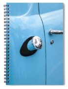 1951 Ford F1 Pickup Truck  Spiral Notebook