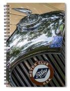1951 Riley Spiral Notebook