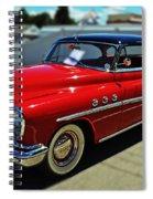 1953 Buick Spiral Notebook