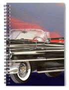 1953  Cadillac El Dorardo Convertible Spiral Notebook
