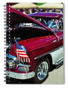 1953 Chevy Belair Spiral Notebook