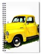 G M C 5-window Pick-up Spiral Notebook