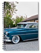 1954 Chevrolet Bel Air Spiral Notebook