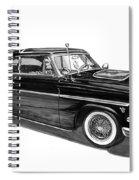 1954 Ford Skyliner Spiral Notebook