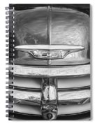 1955 Chevrolet First Series Bw Spiral Notebook