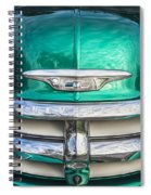 1955 Chevrolet First Series Spiral Notebook