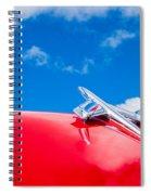1955 Chevy Spiral Notebook