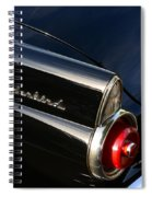 1955 Ford Thunderbird Spiral Notebook