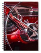 1955 Oldsmobile Dash Spiral Notebook