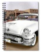 1955 Oldsmobile Super 88 Spiral Notebook