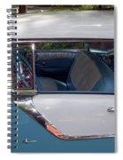 1955 Pontiac Star Chief Spiral Notebook